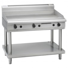 1200mm GAS GRIDDLE WITH LEG STAND
